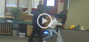 Video Surfaces of 15-Year-Old Student Being Choked by School Security
