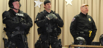 "Texas Swat Team Raids The Minds of Children at School Sponsored ""Career Day"""