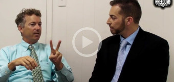 Adam Kokesh Releases Rand Paul Interview from 2010, Without Permission