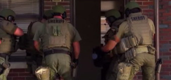 Military Training to Conduct Domestic Raids With Local Police