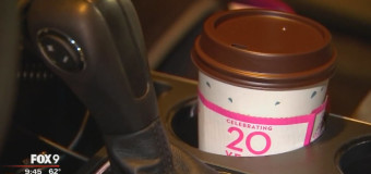 Minnesota Woman Detained for Drinking Coffee While Driving