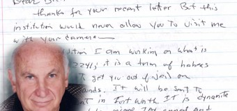 Irwin Schiff's Letters From Federal Prison Show a Fight to the Death