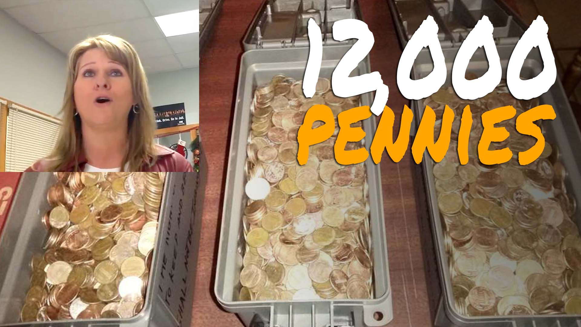 Open Carry Activist Pays Ordinance Violation with 12,000 Pennies