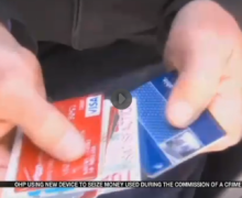Oklahoma Cops Seizing Money Directly from Motorist Debit Cards