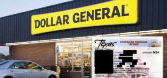 Dollar General Takes Swift Action Against Anti-Gun Cashier
